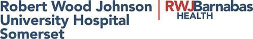 Robert Wood Johnson Hospital Banner